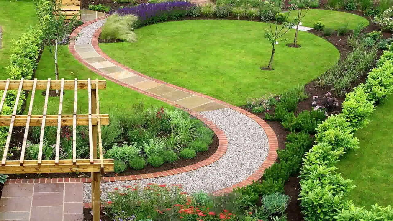 Backyard Landscape Design App - YouTube