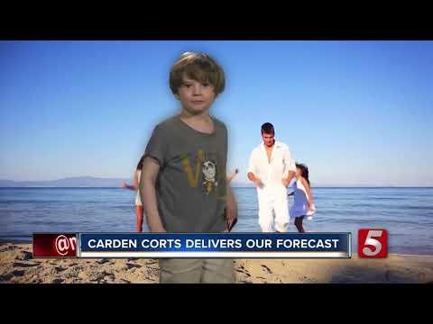 Nashville Kindergartner's Weather Forecast Gets Online Attention
