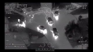 Full HD FLIR Footage Multi-Jurisdictional Pursuit in Washington