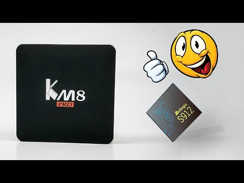 Review KM8 Pro mit S912
