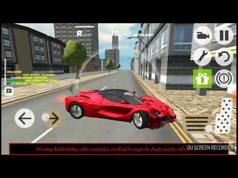 Extreme Car Driving Multiplayer Gösteriyon