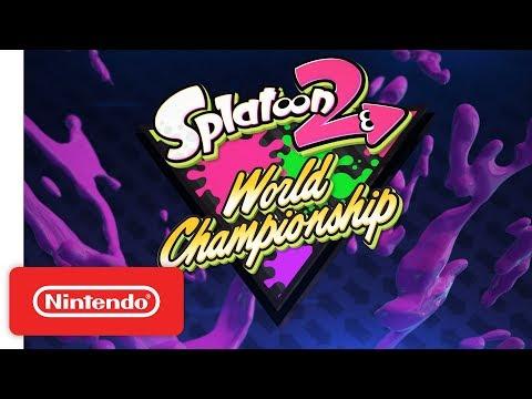 Splatoon 2 World Championship Team Spotlight - Nintendo Switch
