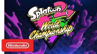 Splatoon 2 World Championship Team Spotlight - Nintendo Switch