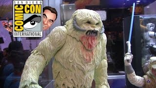 Hasbro Star Wars Black Series Toy Line Interview at SDCC 2014