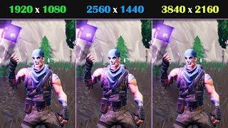 2560x1440 Fortnite