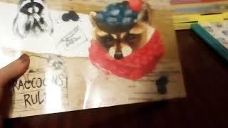Мои рисунки котов-воителей(мои персы)