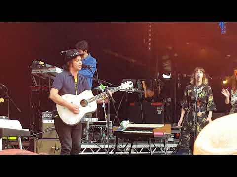 Gaz Coombes - Walk the walk - Live @ Festival N6  - Portmeirion- 09/09/2018 Mp3