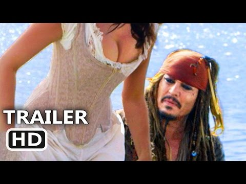 PIRATES OF THE CARIBBEAN 5 Behind the s 2017 Johnny Depp, Kaya Scodelario Movie HD