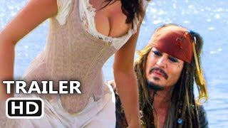 PIRATES OF THE CARIBBEAN 5 Behind the Scenes (2017) Johnny Depp, Kaya Scodelario Movie HD