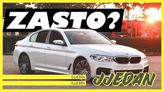 MOJ BMW 540i g30| ZASTO SAM GA KUPIO?
