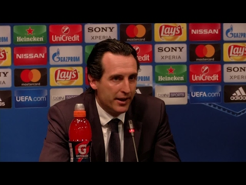 "PSG coach Unai Emery: ""we lost everything in the last minutes, there's no explanation!"""