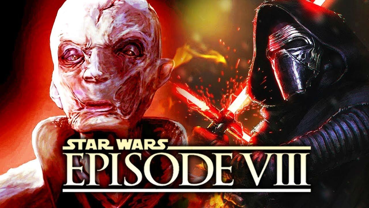 Звездные Войны 8: Последние джедаи