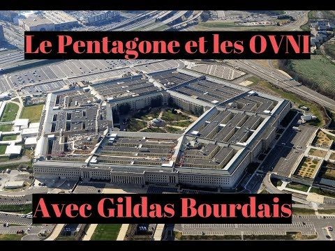 Gildas Bourdais - Révélations du  Pentagone - Abductions et implants aliens