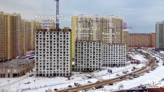 видео Новостройки в городском округе Химки от застройщика