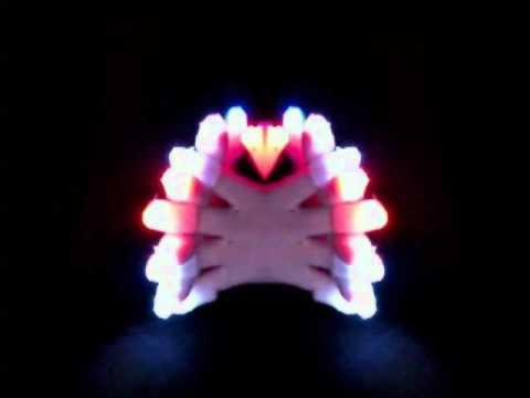Smak Mirror Light Show Deadmau5 Some Chords Youtube