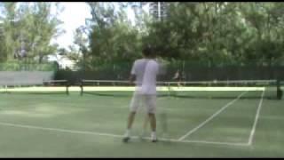 Индивидуальные уроки тенниса (www.rutennis.com)