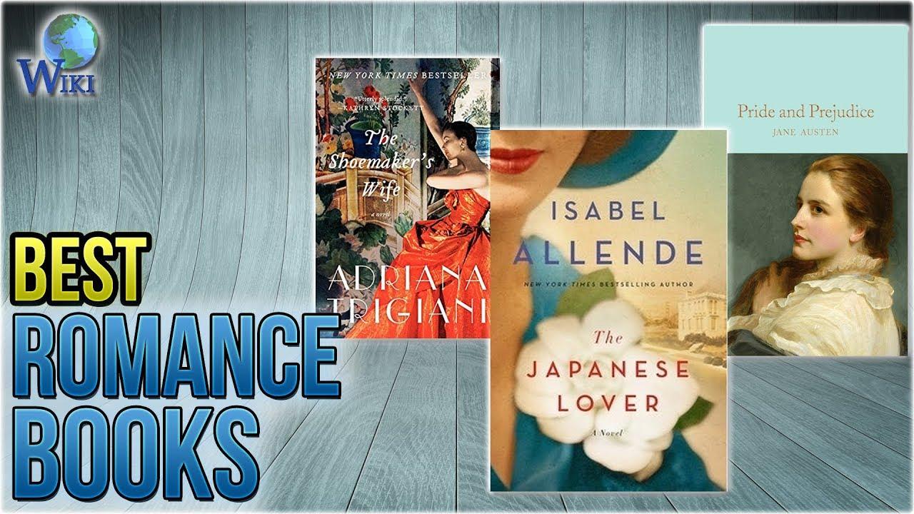 10 Best Romance Books 2018