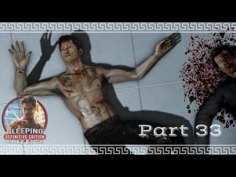 Sleeping Dogs: Definitive Edition - Part 33: The Election - PS4 - 1080p