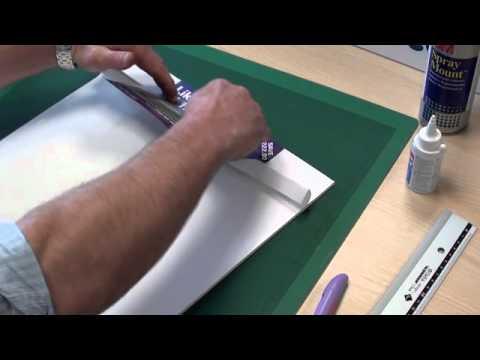 Self Adhesive Foam Board Youtube