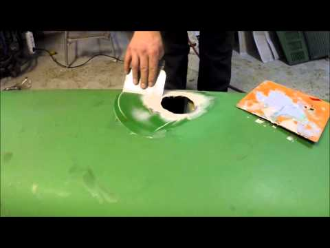 Painting Tractor Parts (How To Paint)