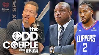 NBA Fines Clippers $50,000 Over Doc Rivers' comments on Kawhi Leonard