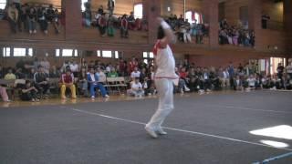 2010 Wushu Collegiates - Bryan Cartago Nandu CQ