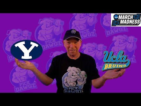 BYU vs UCLA 3/20/21 Free College Basketball Pick and Prediction NCAA Tournament