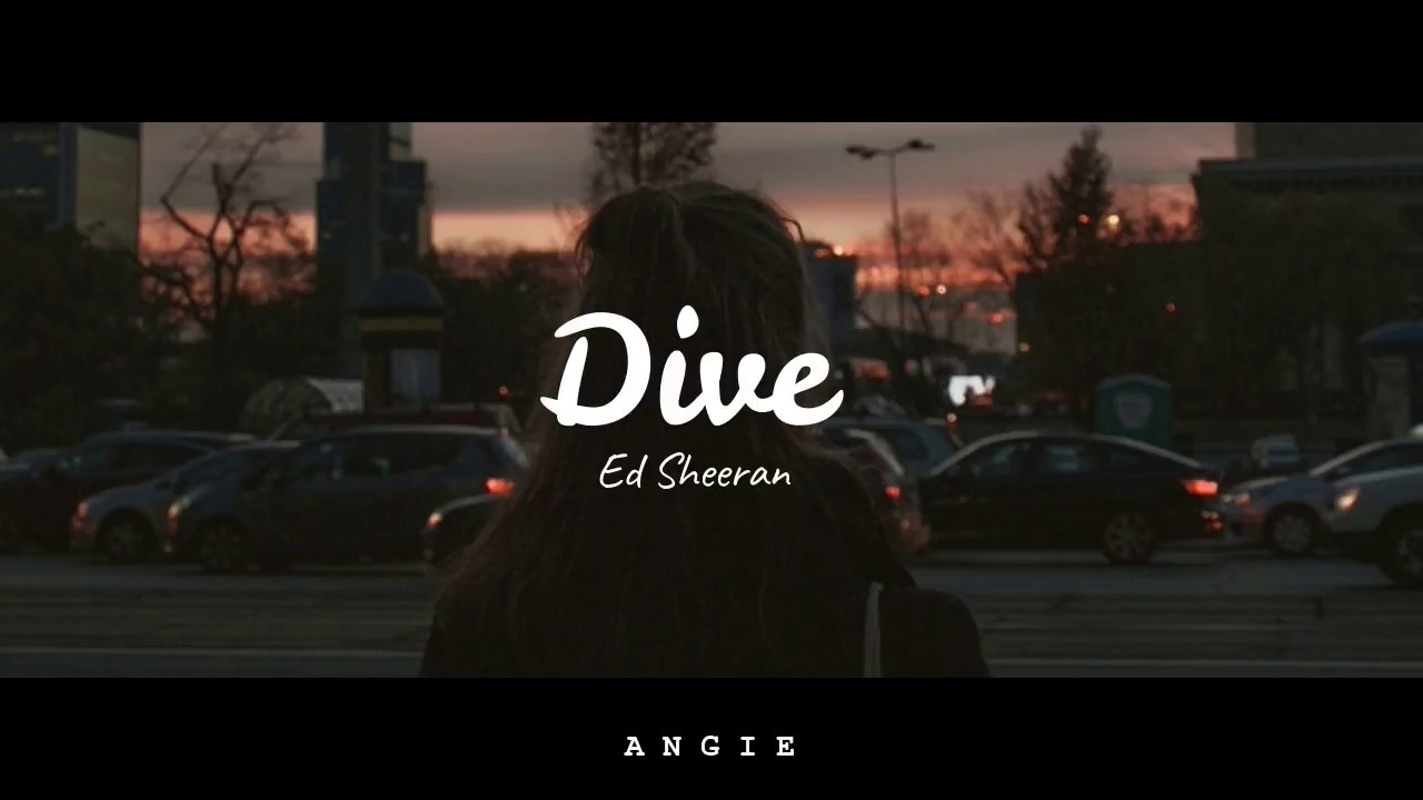 DIVE - ED SHEERAN (TRADUCIDA AL ESPAÑOL) / COVER