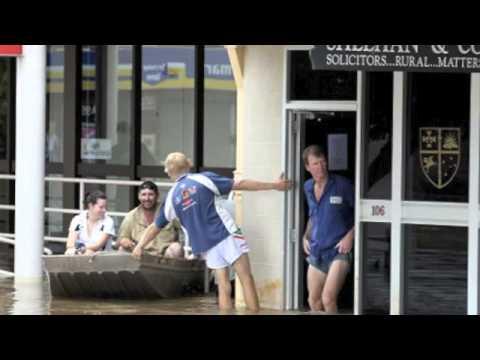 Queensland Australia Flood Hayley Hamilton.m4v