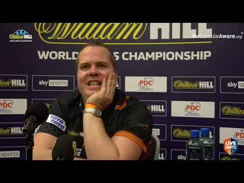 """Dirk van Duijvenbode after beating Durrant: """"I don't think I'm good enough for Premier League yet"""""""