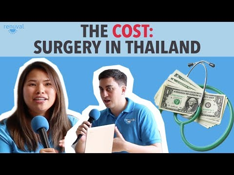 How Much Does Surgery In Thailand Cost?