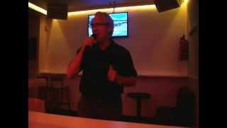"""Camilo Sesto  """" Como cada noche """" Karaoke  Pedro Cachinero"""