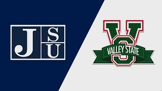 2019 SWAC Football: Jackson State vs  Mississippi Valley State