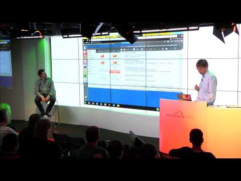 Atmosphere London 2014 - Craig Box & Jens Kuehlers - Developers [Part Two]