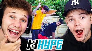 Reacting To The FUNNIEST 2HYPE Moments