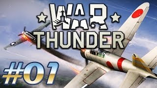 War Thunder - #01 For the Empire of Japan!