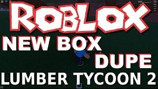 BOX DUPE : Holz Tycoon 2 GLITCH (NEU) RoBlox!!!!! Wie man führt