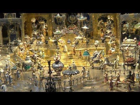 """Дрезден. Сокровища королей в музее """"Зелёные Своды""""."""