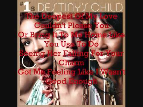 Destinys Child - Is she the reason mp3