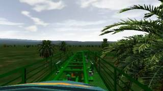 Mokele Mbembe - No Limits Coaster by kyatisback12 screenshot 3