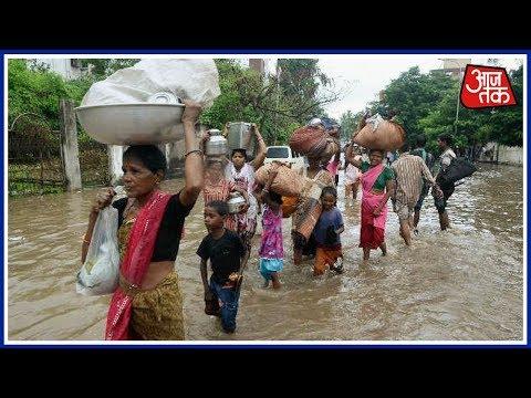 Monsoon Displaces Over 25,000 people in Gujarat