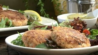 Fish Recipes - How To Make Salmon Patties