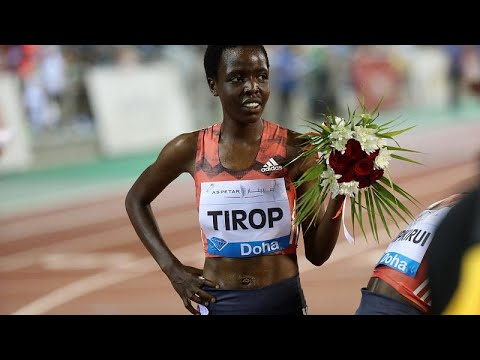 Olympian Agnes Tirop dies at age 25