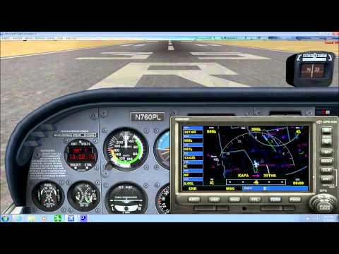 FSX Tutorial Ep.4 (Part 1) GPS