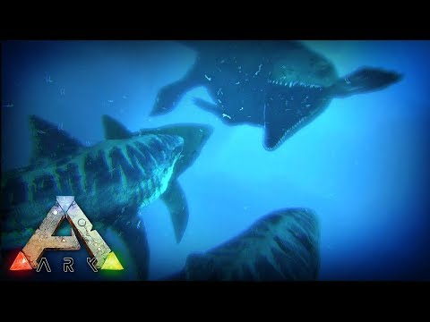 The first UNDERWATER MAP was just announced for Ark Survival... (NEW CREATURES, MAPS, & BIOMES)