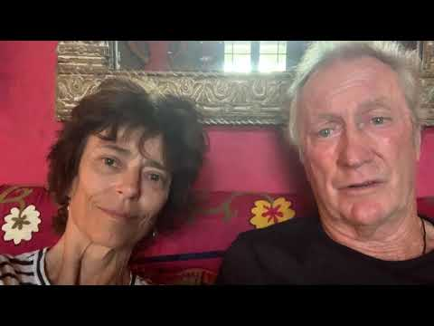 Bryan Brown & Rachel Ward | Australian Bushfire Benefit London message of support