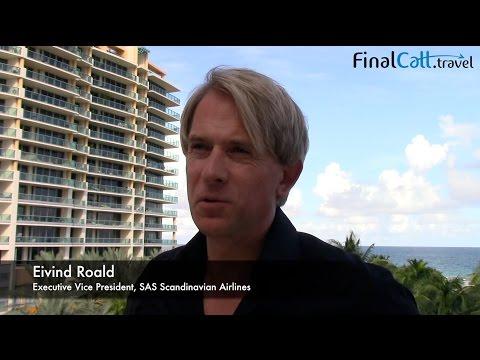 Interview with Eivind Roald, SAS Scandinavian Airlines (full version)