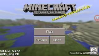 Minecraft PE'yi Ücretsiz İndirmek