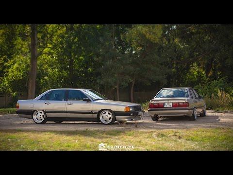 B2 Audi 90 & C3 Audi 100 turbo quattro