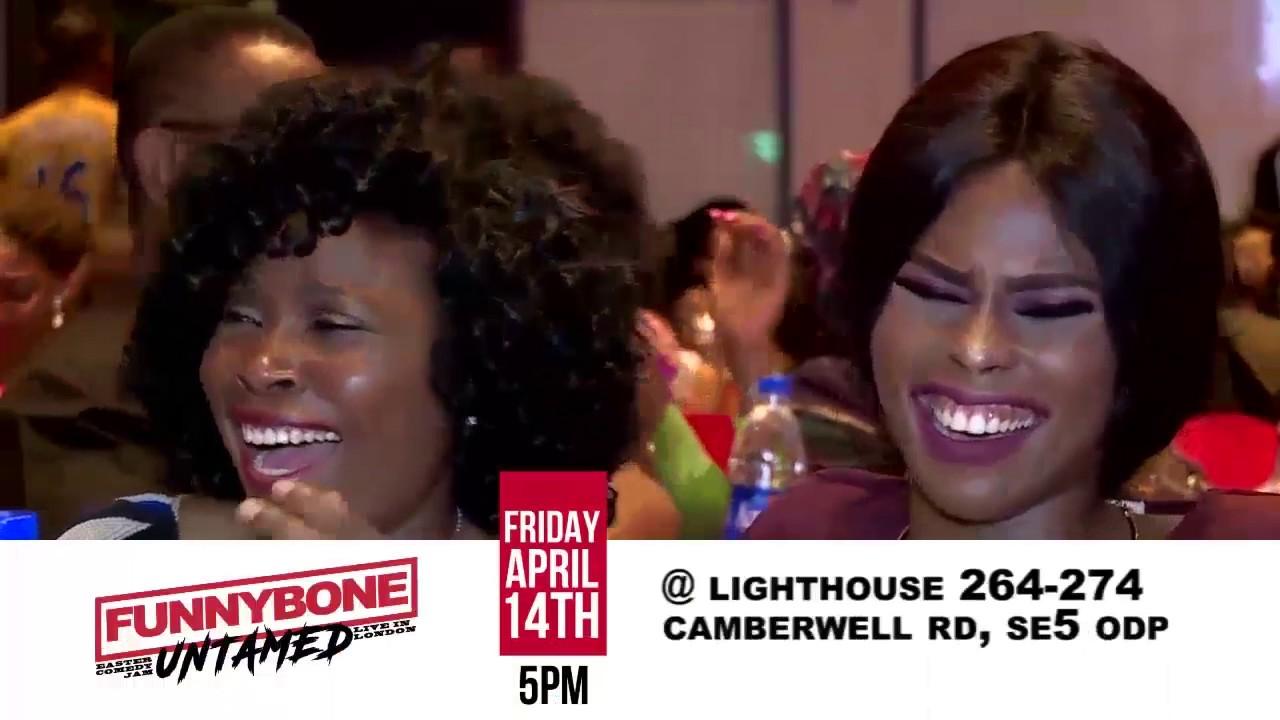 Download Dan D' Humorous - Funnybone Untamed (Nigerian Comedy & Entertainment)